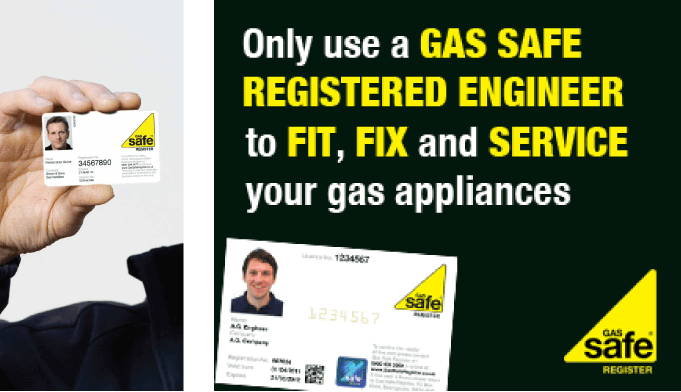 Gas Safe Registered Engineers Fleet