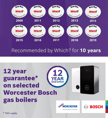 Worcester Boiler Services Warfield