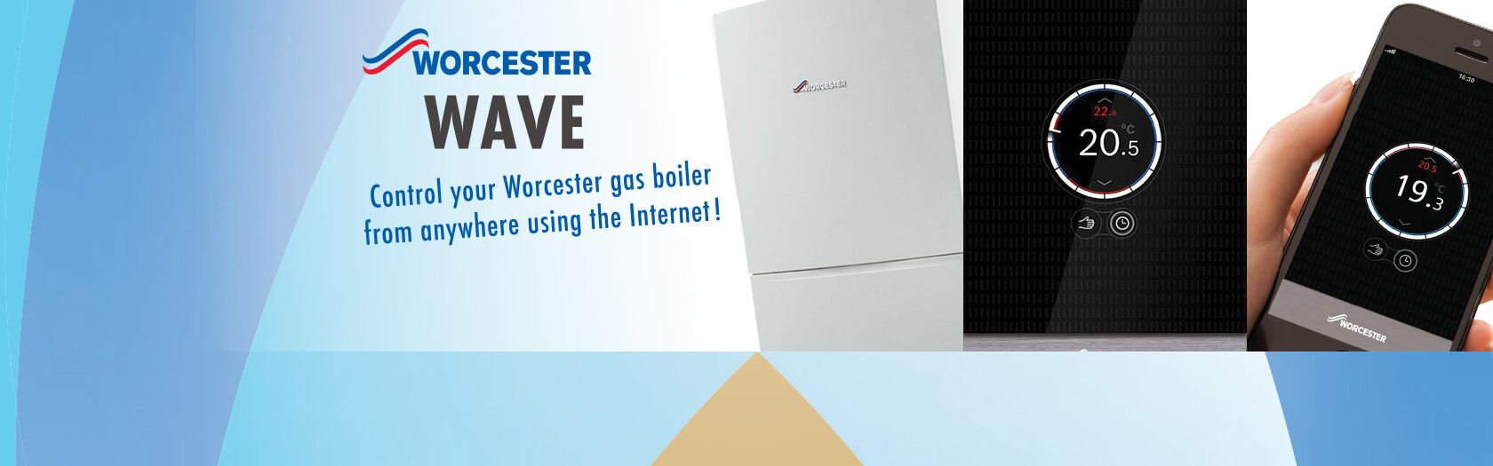 Worcester Gas Boiler Yateley