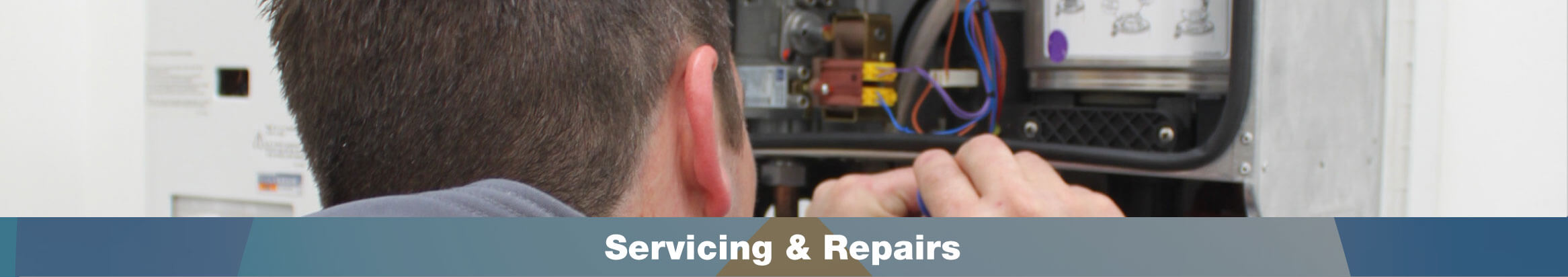 boiler repair Woodley